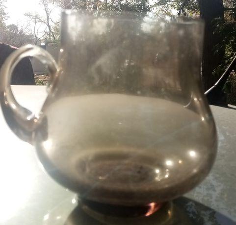 Чашки коричневые