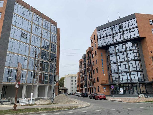 Продам квартиру с французскими окнами в ЖК Plaza Kvartal, Теремки