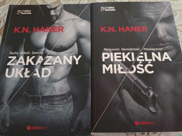 K.N.Haner -Zakazany układ, Piekielna miłość