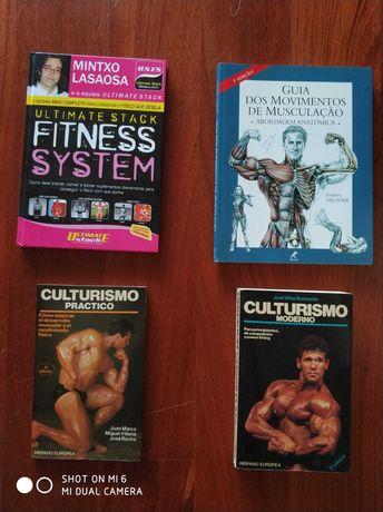 Musculação livros