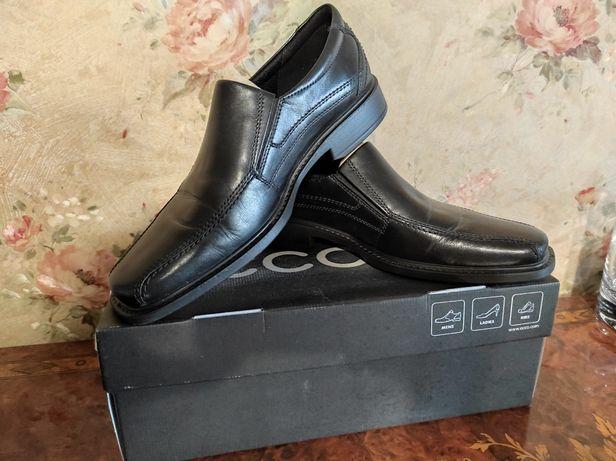 Мужские туфли, Ecco, Дания, размер 41.