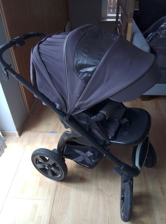 Wózek X-Lander dziecięcy niemowlęcy spacerówka spacerowy gondola