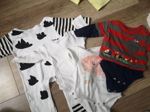 Ubranka chłopięce 68