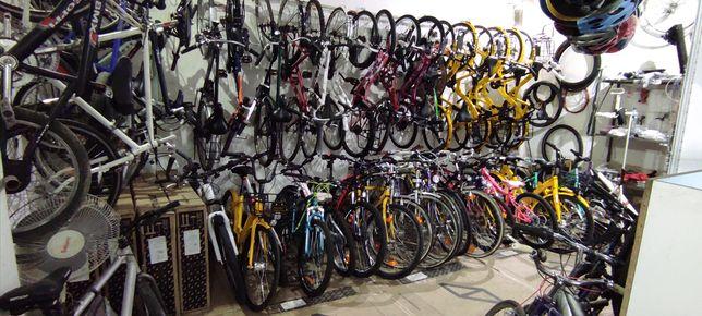 Велосипеди нові та б/у самокати велобіг