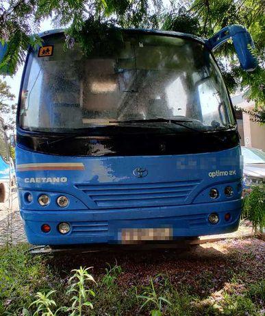 Mini Bus Toyota Optimo BB540