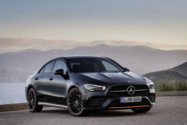 Mercedes klasa A B C CLA S GLC Bez BIK wynajem długoterminowy leasing