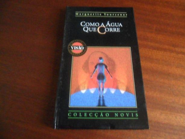 """""""Como a Água que Corre"""" de Marguerite Yourcenar"""