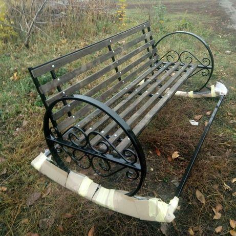 Скамейка под заказ