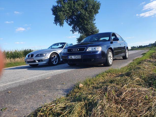 Audi a6c5 2.5 tdi v6 długie opłaty!