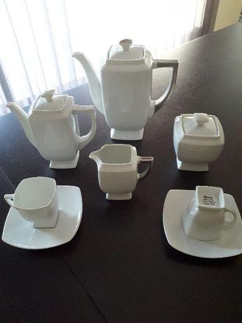 Serviço de café da Limoges