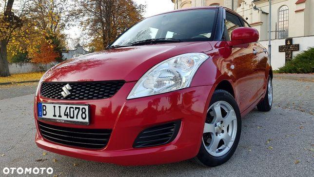Suzuki Swift 2010 R 1.3 Benzyna Klima.Lakier Orginal.Serwis.Super Stan.Raty.