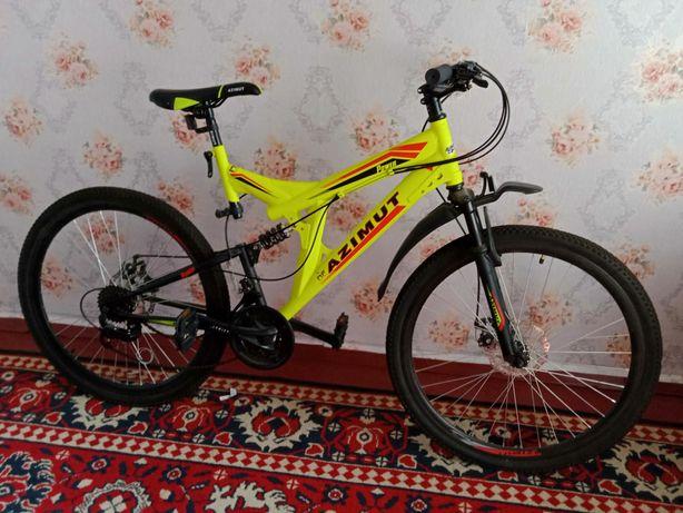 Горный велосипед AZIMUT SHIMANO