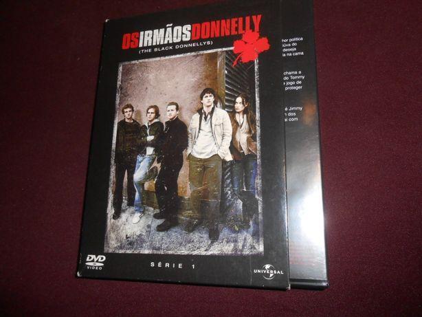DVD-Os irmãos donnelly-1 Serie -4 discos