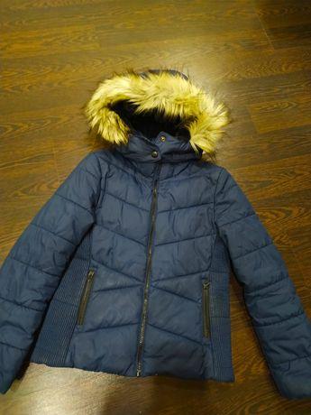 Куртка осенняя на рост140