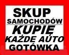 SKUP AUT za Gotówkę KONKRETNIE i LEGALNIE KAŻDE Auto Skup Podkarpackie