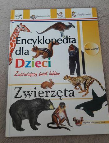 Encyklopedia dla dzieci. Zwierzęta.