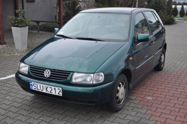 Volksawagen polo 1.0 benzyna,wspomaganie,rok 1997,5-drzwi.