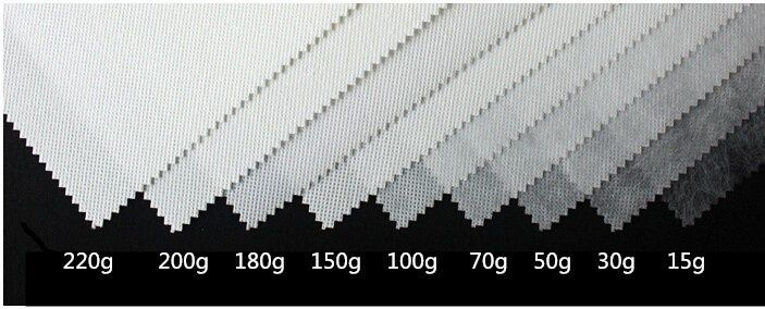 Rolos de tecido TNT várias gramagens em branco e cores Bougado (São Martinho E Santiago) - imagem 1