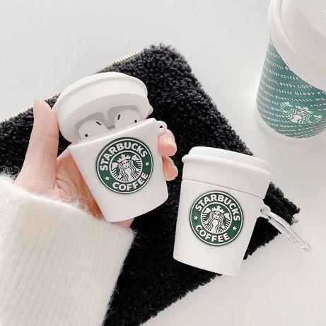 Чехол для наушников Apple AirPods Pro Starbucks