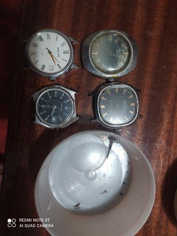 Часы Полёт СССР Механика и кварц