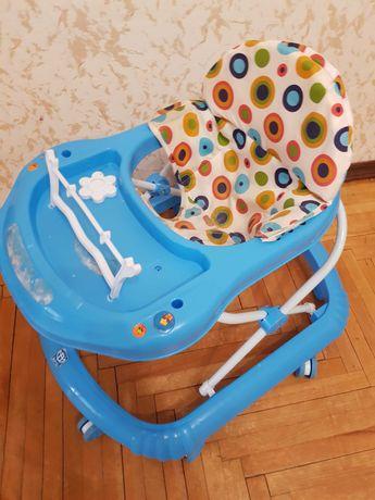 Детские ходунки для малышей
