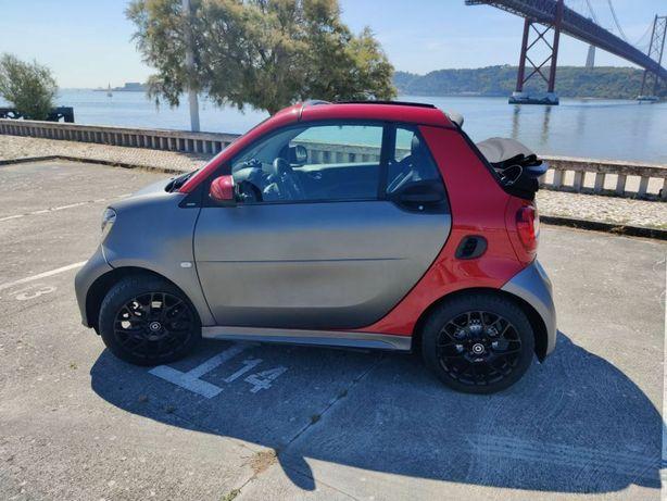 Smart fortwo Cabrio GPL