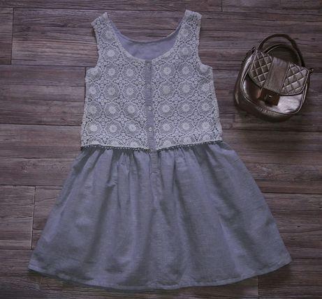 Нарядное платье 10-12лет