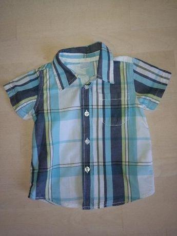 Koszula chłopięca 86cm 5 10 15