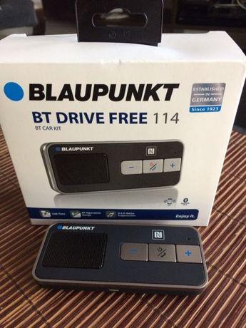 Blaupunkt Bt drive free 114 zestaw Bluetooth do auta