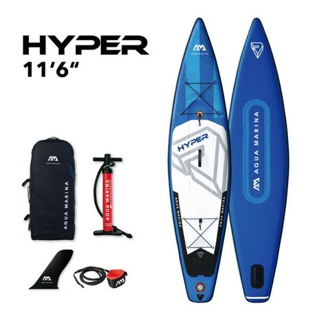 Aqua Marina Hyper 3,5 Touring Stand up Paddle SUP 11''6' - Stock Off