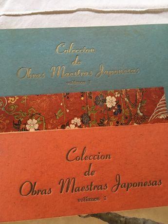Coleccion de obras maestras Japonesas