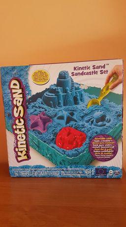 Kinetic Sand ,piasek kinetyczny do budowy zamku