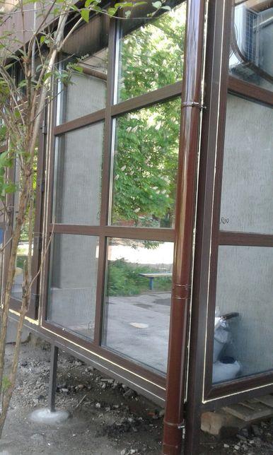 Продам и установлю балкон