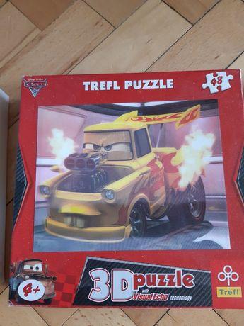 Puzzle trefl 3D z boaterem bajki