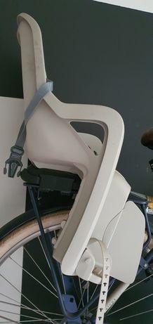 Fotelik rowerowy dziecięcy GROOVY na bagażnik
