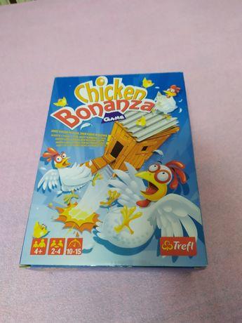 Gra chicken bonanza trefl