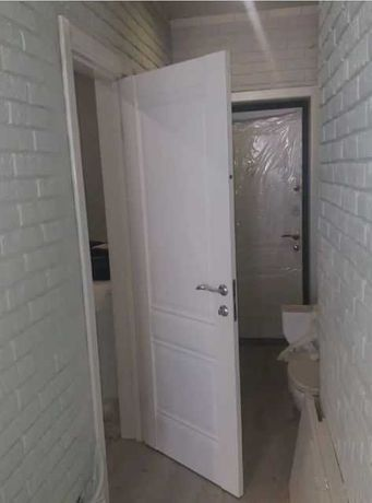 Установка дверей, врезка замков, обивка мдф