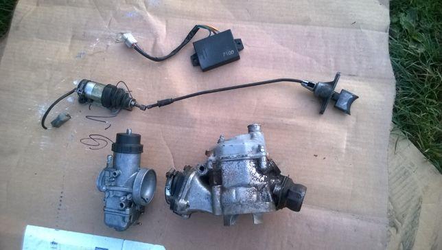 Cylinder części rotax 123 122 polini 160 154 kruciec 34mm zawór tunin