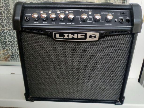 Гитарный комбо усилитель Line 6 Spider IV 15W