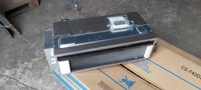 Nowy klimatyzator kanałowy panasonic CS-E15JD3EA