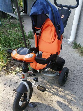 Продам детский велосипед-коляска