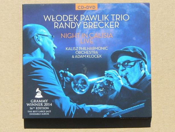 cd/dvd Włodek Pawlik / Randy Brecker - Night in Calisia Superstan BOX