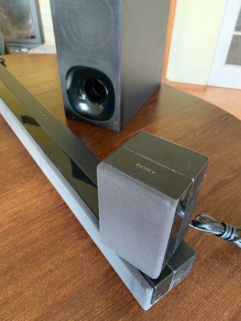 Soundbar Sony HT-ZF9 3.1 + 2 głośniki tylne SA-Z9R