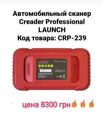Автомобильный сканер Creader Professional LAUNCH Код товара: CRP-239