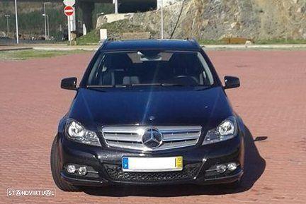 Mercedes-Benz C 220 CDi Avantgarde BlueEfficiency