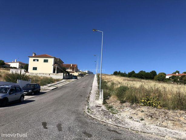 Lote urbano para construção em Abrigada - Alenquer