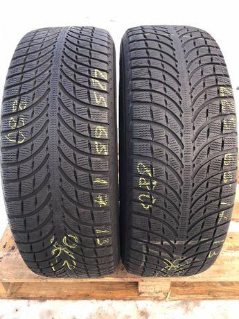 Зимові шини 225x65 R17 Michelin Latitude alpin 2ШТ,6мм,2017рік