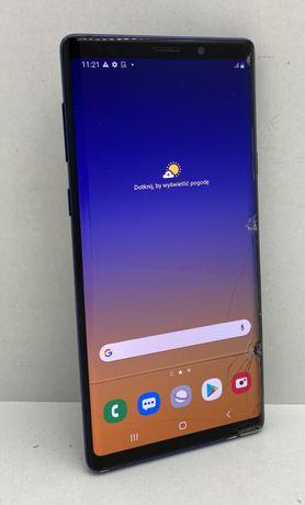 Smartfon Samsung Galaxy note 9 256 GB zbity!