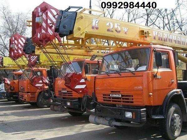 ПОСЛУГИ ,ОРЕНДА Автокранів Камаз ,Крах 25 тонн,стріла 22, 28 Метрів.