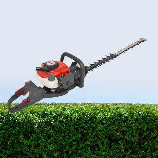 narzędzia do ogrodu, sekator do żywopłotu, wiertnica glebowa - wynajem